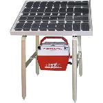 S�per impacto solar - Panel 25W
