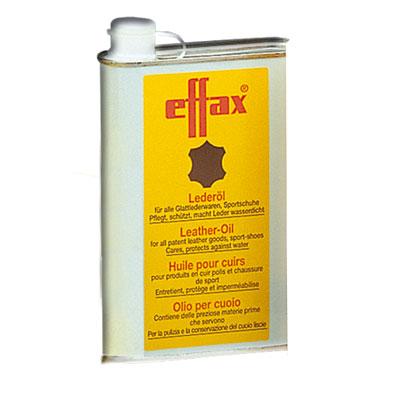 Aceite Effax especial para cuero 500ml
