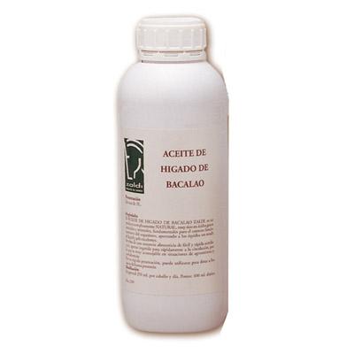 Aceite de higado de bacalao extra 1000ml