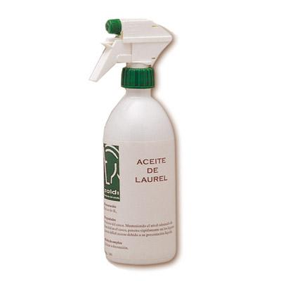 Aceite Zaldi de laurel con aplicador 500ml