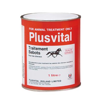 Pomada para cascos Plusvital 2,5kg