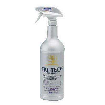 TRI TEC 14 Repelente de moscas de acción persistente 946 ml