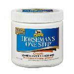 Horsemans One Step crema para el cuero