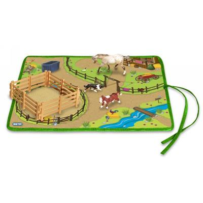 B5934/591054 - Roll And Go Western Play Set (Stablemates)