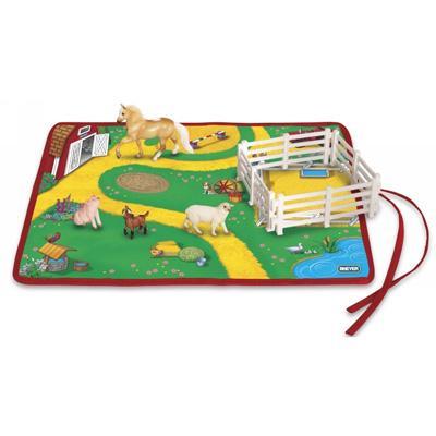 B5931/591055 - Roll And Go Farm Animal Play Set