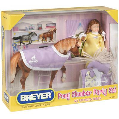 B1386 Pony Slumber party set
