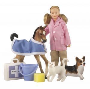 B61036/591045 Animal Rescue set (veterinaria)