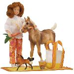 B1387 - Pony Picnic - Coleccion My Favority Horse