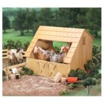 B303 - Run in wood Barn