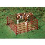 B2035 - Metal livestick corral (Corralon de metal) - Colección Traditional