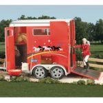 B2611 - Horse Trailer