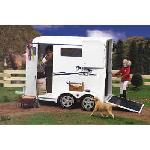 B2615 - Two Horses trailer (Coleccion Tradictional)
