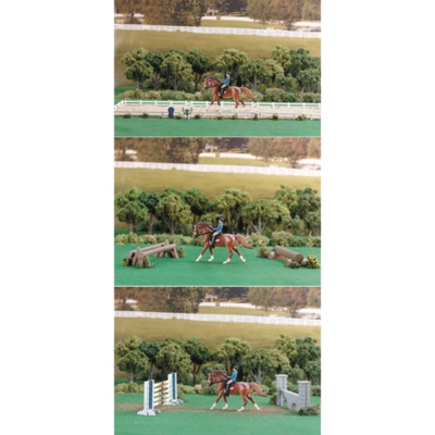B5360 - Stablemates eventing play set