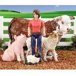 B5919 - Animales del mercado (stablemates)
