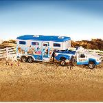 B5352 - Animal Rescue Truck & Trailler (Colecci�n Stablemates)