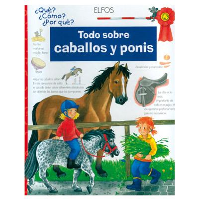 Todo sobre caballos y ponis