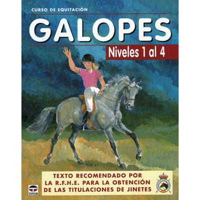 Curso de Equitación - Galopes 1-4