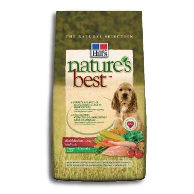 Nature's Best Canine Puppy Mini/medium 12kg