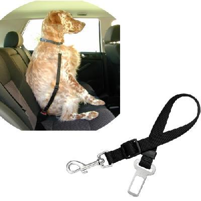 Cinturon de seguiridad para perro