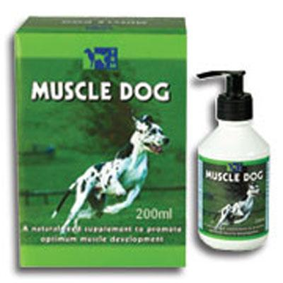 Muscle Dog Líquido 200ml