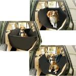Funda cabina protectora para asiento trasero completo